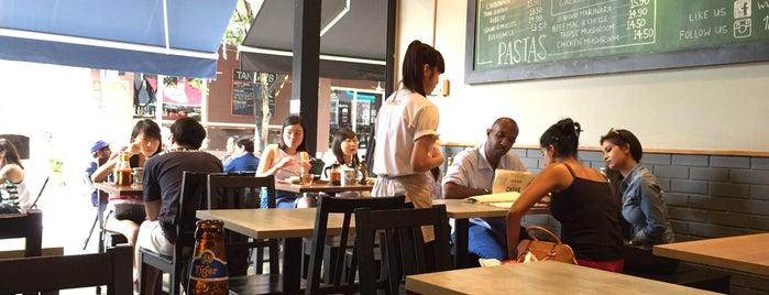 Breko Café is one of Topics for Restaurant & Bar ⑤.