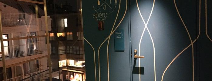 Apéro Wine Bar is one of Topics for Restaurant & Bar ⑤.