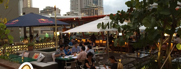 Buho Cocina y Cantina is one of Topics for Restaurant & Bar ⑤.