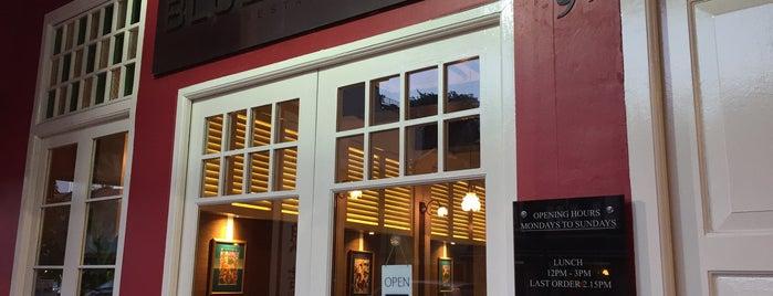 The Blue Ginger Restaurant is one of Topics for Restaurant & Bar ⑤.