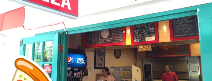 Bob's Pizzeria is one of Topics for Restaurant & Bar ⑤.