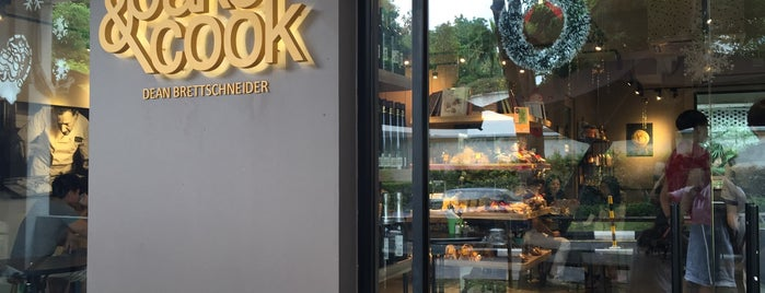Baker & Cook is one of Topics for Restaurant & Bar ⑤.