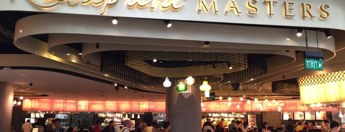 Rasapura Masters Food Court is one of Topics for Restaurant & Bar ⑤.