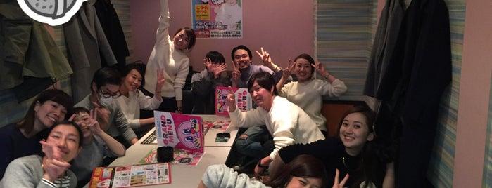カラNET24 新宿三丁目店 is one of Topics for Restaurant & Bar ⑤.