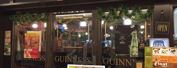 Finn McCool's is one of Topics for Restaurant & Bar ⑤.