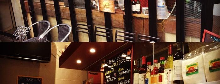 Harakara Minami Aoyama is one of Topics for Restaurant & Bar ⑤.