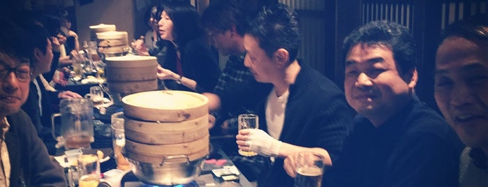 個室ゆるり京庵 六本木店 is one of Topics for Restaurant & Bar ⑤.
