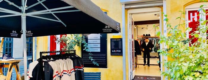 Le Fix Shop Plus is one of Scandinavia.
