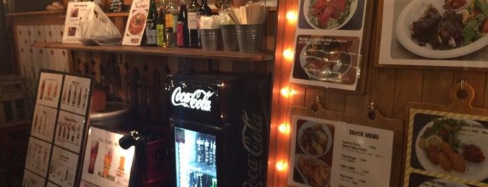 Fish Coop スタンド is one of Topics for Restaurant & Bar ⑤.