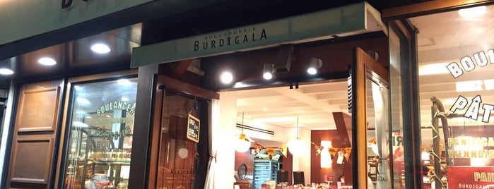 BOULANGERIE BURDIGALA 広尾 is one of Topics for Restaurant & Bar ⑤.
