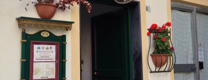 Taverna 29 is one of Fuori Milano.