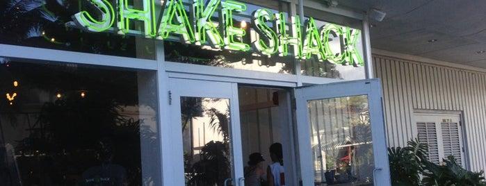 Shake Shack is one of Favorite อาหารนานาชาติ (#278).