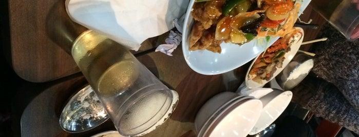 Kang Chon Restaurant is one of NoVA 한식 가이드.