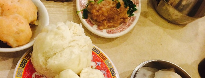 Hop Shing Restaurant 合誠茶樓 is one of The Medinas -  Our New York City.
