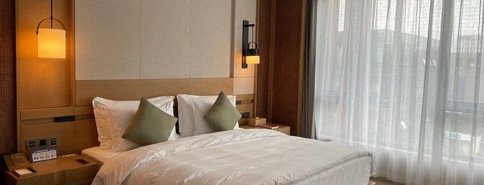 Grand WUJI Hotel is one of Hotels.