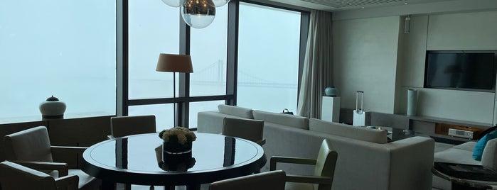 Grand Hyatt Dalian is one of Hotels.