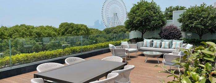 Park Hyatt Suzhou is one of Hotels.