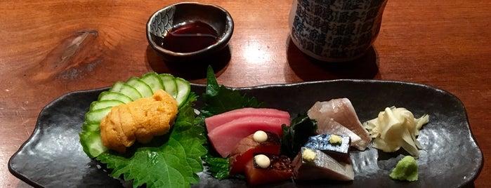 Blue Ribbon Sushi Izakaya is one of 🇺🇸 New York Eating.