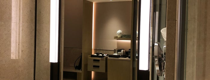 Chengdu Marriott Hotel Financial Centre is one of Hotels.