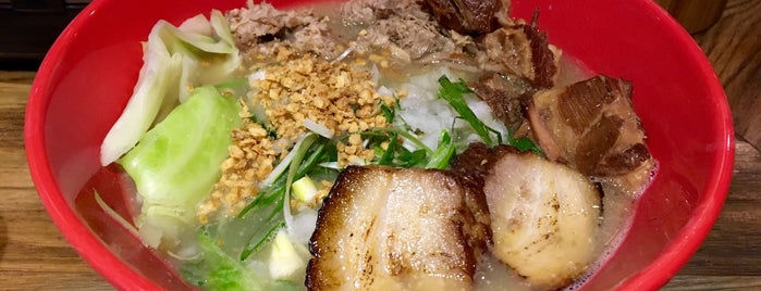 Totto Ramen is one of 🇺🇸 New York Eating.