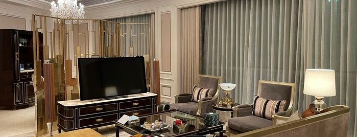 The St. Regis Zhuhai is one of Hotels.