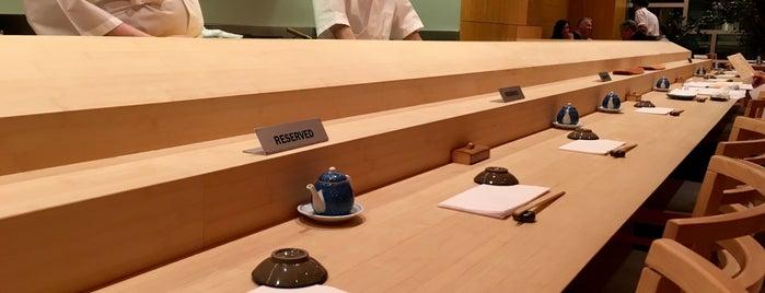 Sushi Yasuda is one of 🇺🇸 New York Eating.