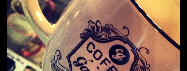 Coffee Gallery is one of North Shore.