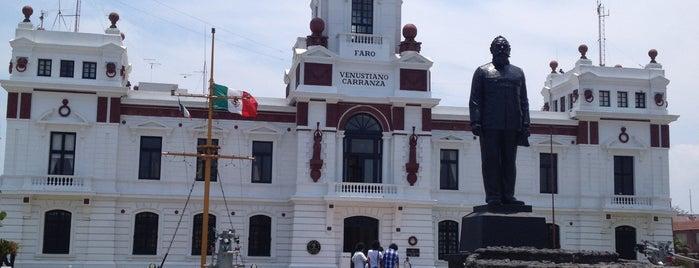 Faro Venustiano Carranza is one of Veracruz.