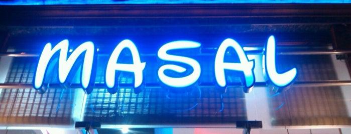 Masal Cafe is one of Locais curtidos por Sena.