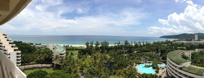 Panorama Lounge @ Hilton Phuket is one of Lugares favoritos de Vaidotas.