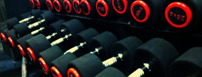 Holiday Gym is one of Comercios en Prosperity Valley.
