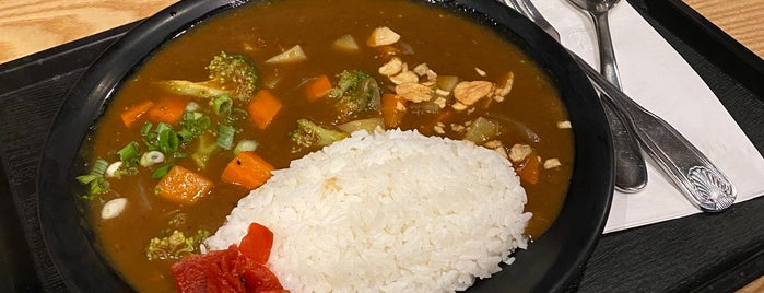 Abiko Curry is one of Midtown.