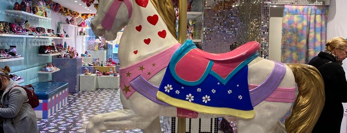 Irregular Choice is one of All-time favorites in United Kingdom.
