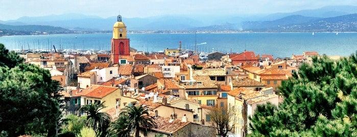 Citadelle de Saint-Tropez – Musée de l'histoire maritime is one of Lugares favoritos de Katherine.