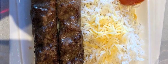 Atlas Mediterranean Kitchen is one of Ventura Faves.