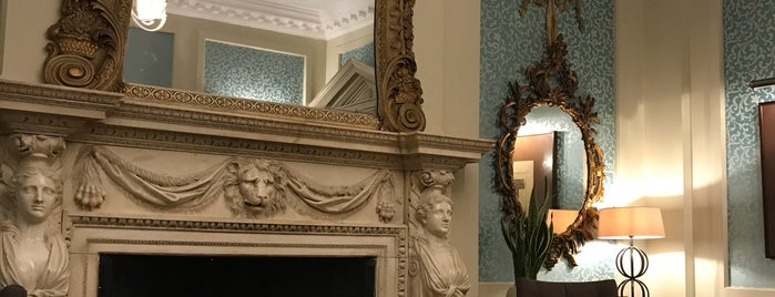 The Brasserie at Sir Christopher Wren is one of London Restaurants 2/2.