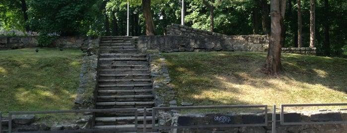 Jaunatnes dārzs is one of Ieva'nın Beğendiği Mekanlar.