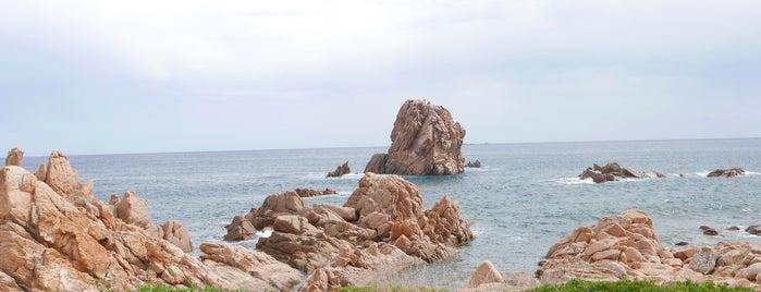 Spiaggia di Cala Murtas is one of Posti che sono piaciuti a Danilo.