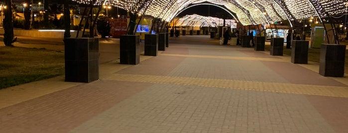 Airport Park is one of ابها البهيه.