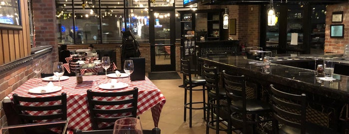 Grimaldi's Pizzeria is one of Lugares favoritos de Jorge.