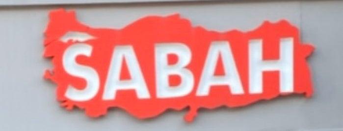 ATV Sabah is one of fortuna: сохраненные места.