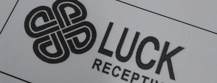 Luck Receptivo is one of สถานที่ที่ Gabi ถูกใจ.