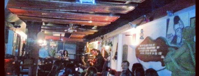 Tini muziekantenhuis is one of Nightlife.