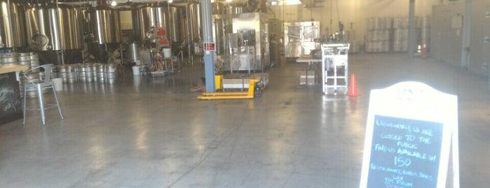 Santa Monica Brew Works is one of Los Angeles + SoCal Breweries.