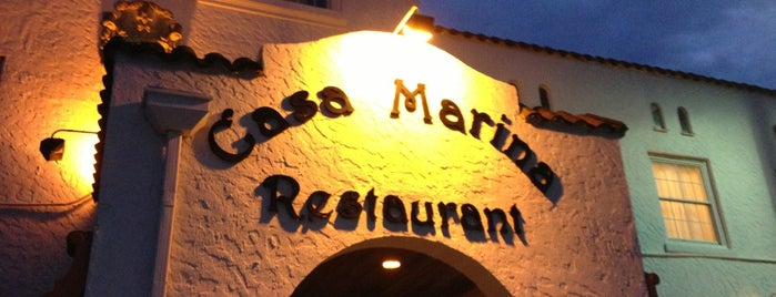 Casa Marina is one of Places to try.