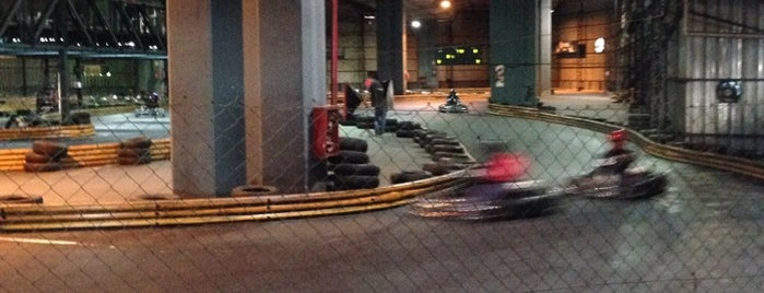 F1 Karting is one of Barrio de Villa Luro.