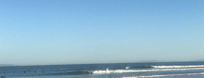 Surfrider Beach is one of California!.