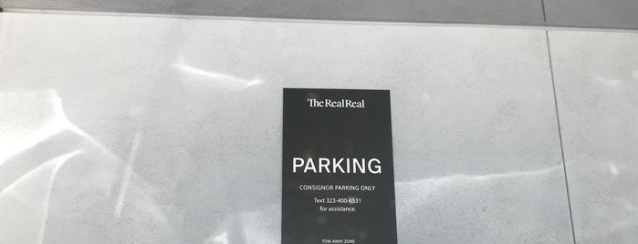 The RealReal is one of LA.