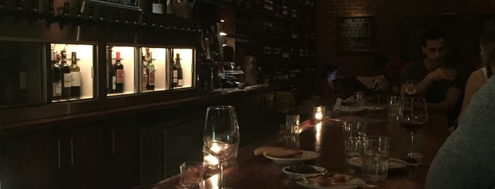 Vinoteca Farfalla is one of Los Angeles Top Winebars.