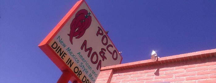 Poco & Mom's is one of Tucson.